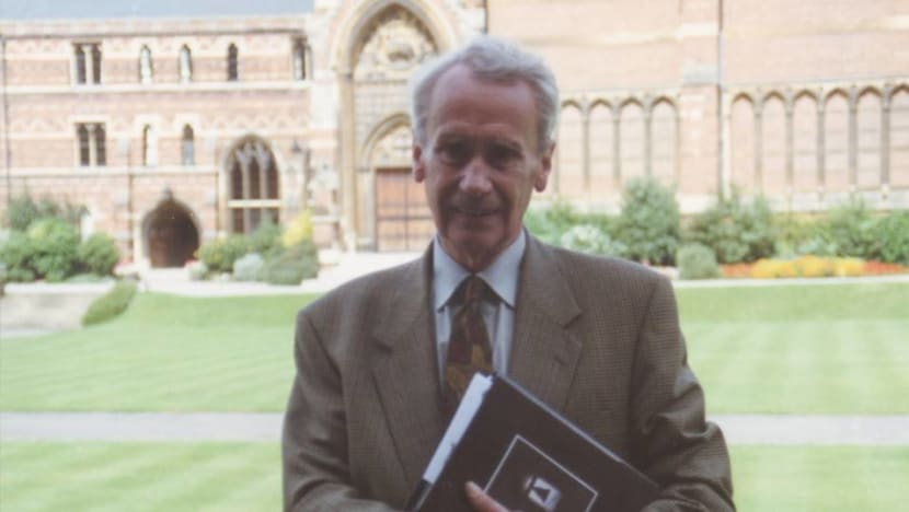 Christopher Tolkien, son of Lord Of The Rings author, dies aged 95