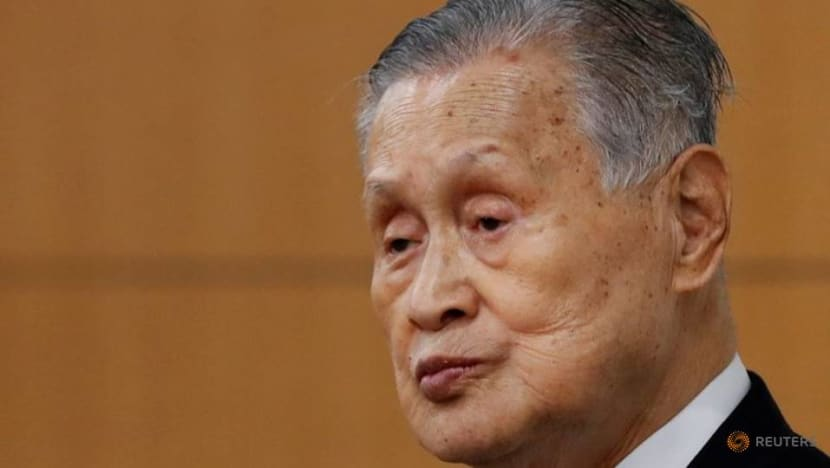 Tokyo 2020 president Mori resigns after sexist remarks