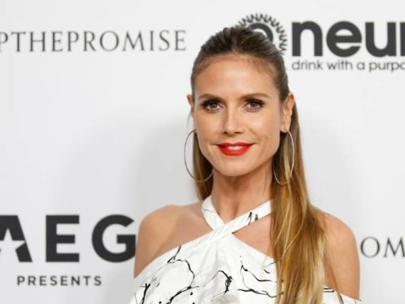 Sick Heidi Klum says she initially wasn't able to get tested for coronavirus