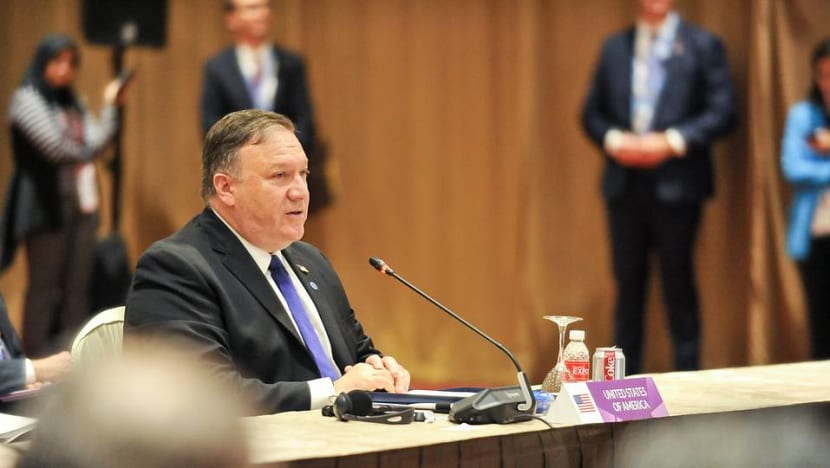 United States remains committed to its Indo-Pacific strategy, ASEAN centrality: Pompeo