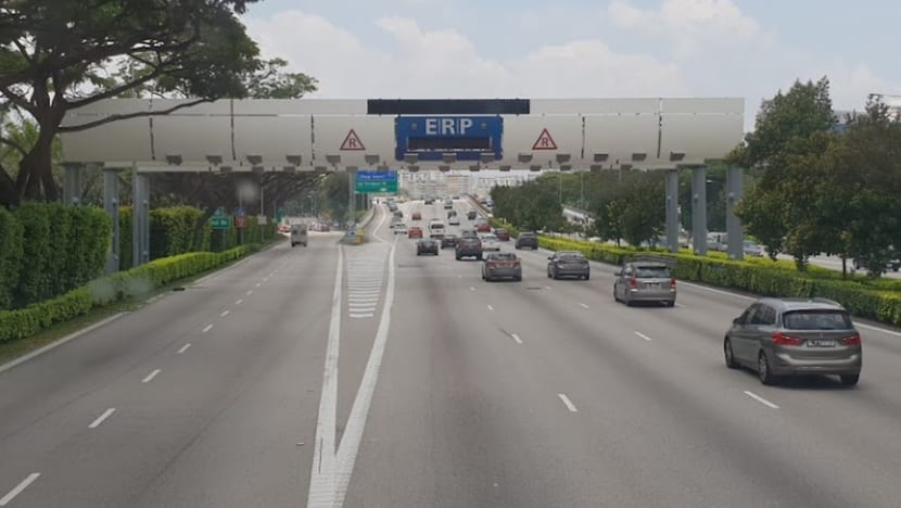 ERP rates for 2 gantries to increase from May 6