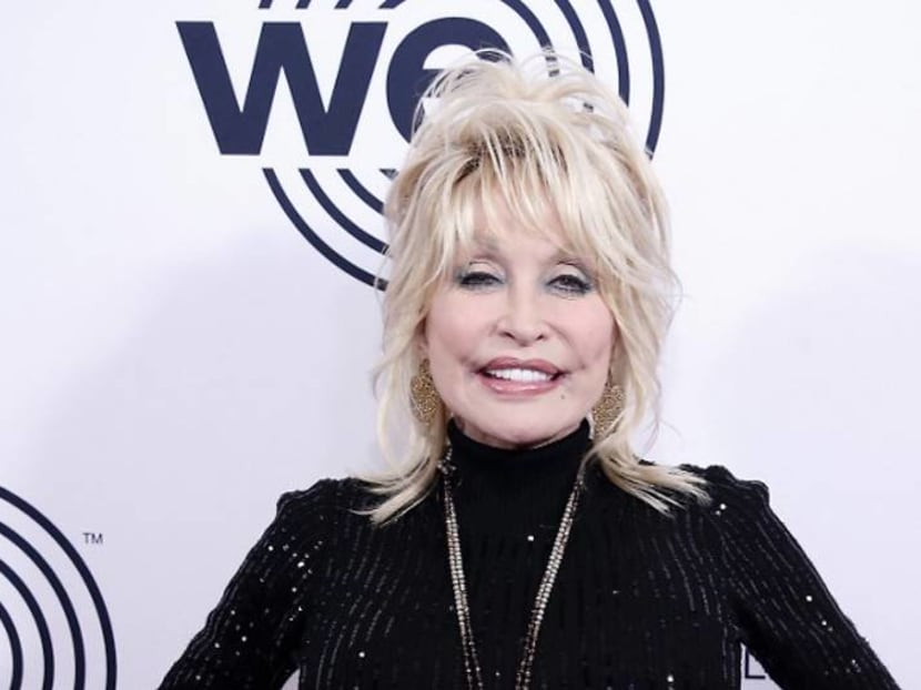 What role did singer Dolly Parton play in Moderna's COVID-19 vaccine?