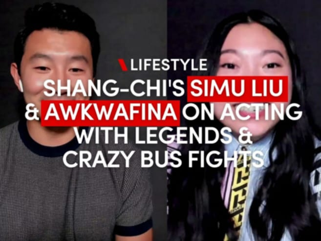 'Tony Leung is so powerful': Shang-Chi stars on working with legends | CNA Lifestyle