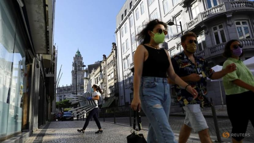 Eurozone economy rebounds as COVID-19 restrictions recede