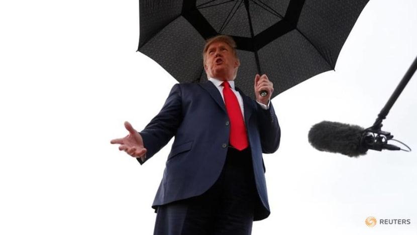 Trump extends drilling ban off North Carolina