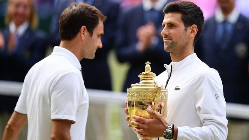 Tennis: Djokovic beats Federer to win fifth Wimbledon title in record-breaking final