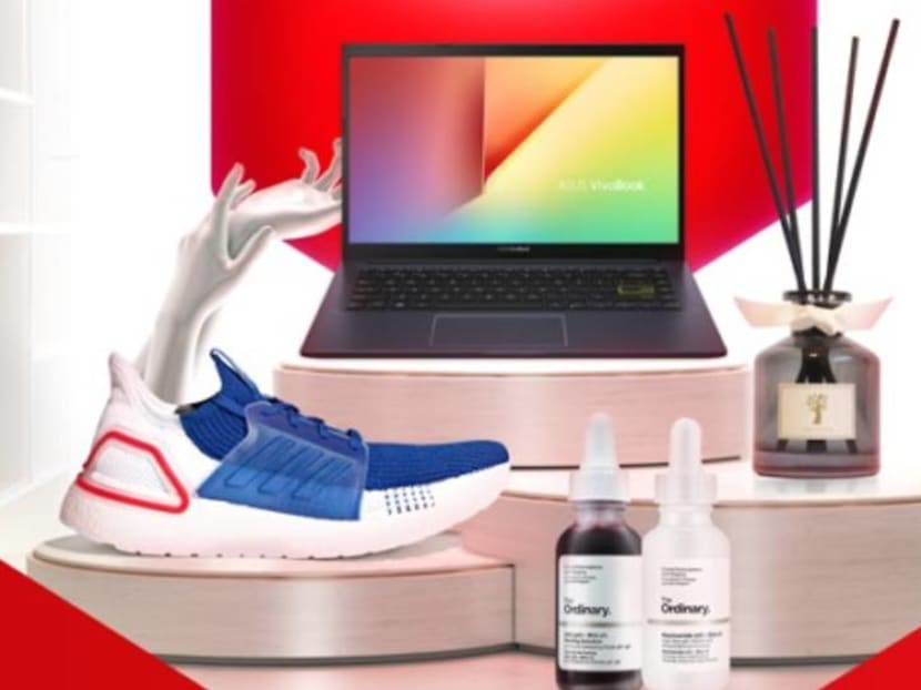 Mediacorp, Lazada team up again for upcoming 9.9 LazMall Big Brands Sale and Online Tech Show