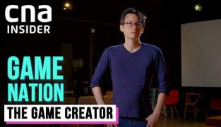 Game Nation: The Game Creator: Desmond Wong