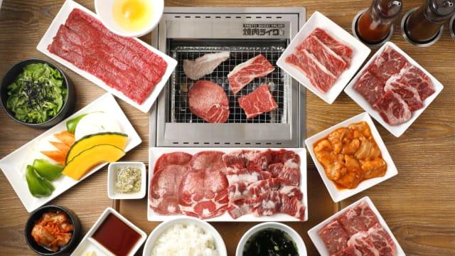 3分钟上餐 日本平价烤肉品牌Yakiniku Like首登狮城
