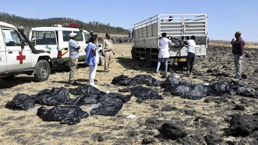Ethiopian Airlines Boeing crashes, killing all 157 on board
