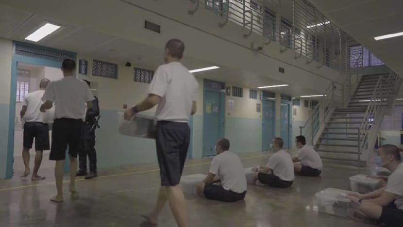 How Singapore's prisons are taking precautions against COVID-19