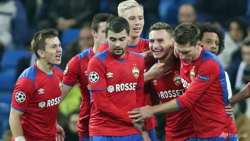 Football: CSKA dumped out of Europe despite stunning win at Real Madrid