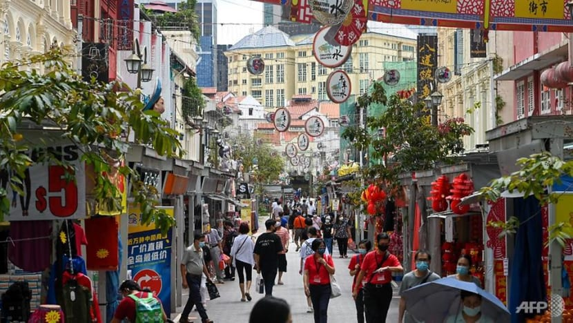 Chinese New Year street light-up in Chinatown will be turned off for 4 days to reduce crowding