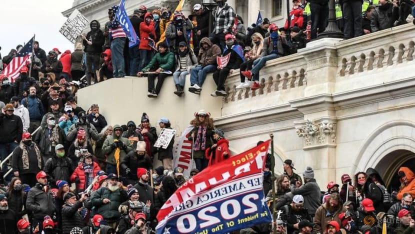 Police to testify in first US Capitol riot probe hearing