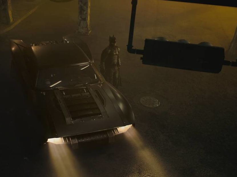 'The dark and the furious'? The new Batmobile gets a sleek makeover