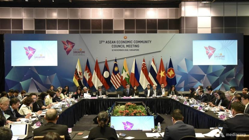 Amid trade uncertainties, ASEAN must press on with integration to unlock potential: Chan Chun Sing