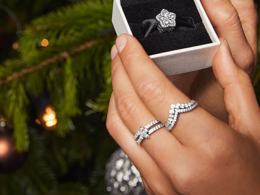 Spread irrepressible holiday cheer with the new collections from Danish jeweller Pandora