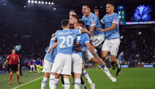 Lazio inflict first defeat of the season on champions Inter