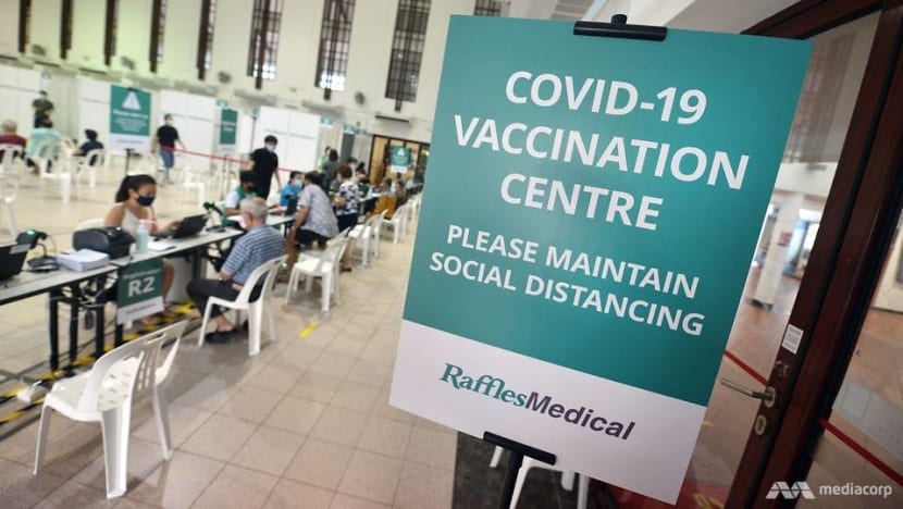 More than 350,000 Singapore residents have received first dose of COVID-19 vaccine: Gan Kim Yong