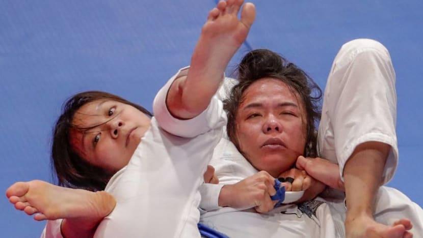 Jiu-jitsu: Singapore's Constance Lien wins SEA Games gold