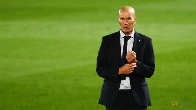 Real's Zidane plays down talk of Benzema and Vinicius rift