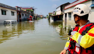 'If it's your time to go, it's time to go': Henan survivors pick up the pieces after deadly floods