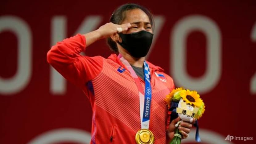 Commentary: Hidilyn Diaz, national hero for pandemic-weary Philippines