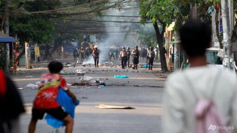 Myanmar still mired in violence 2 months after military coup