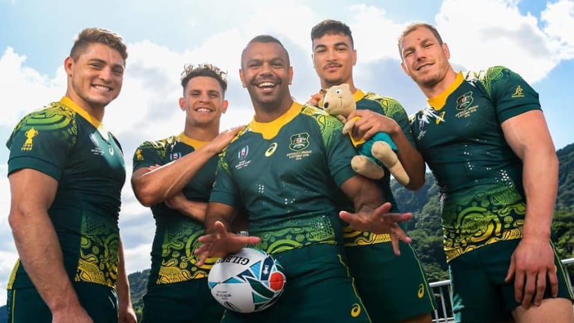 Rugby: Wallabies to make history with indigenous-themed jersey
