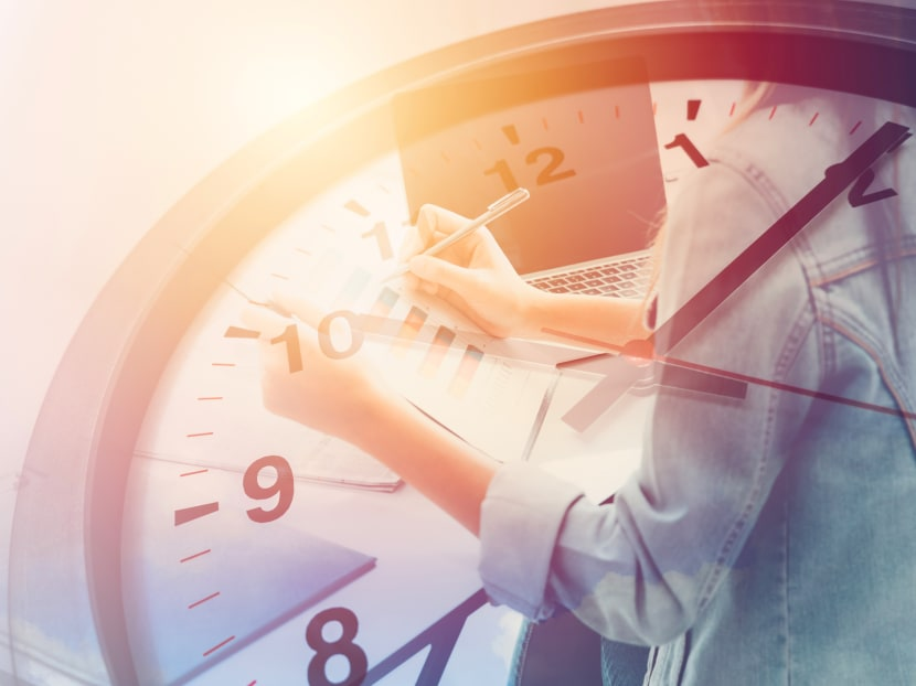 One surefire way to make your day more productive: Stop trying