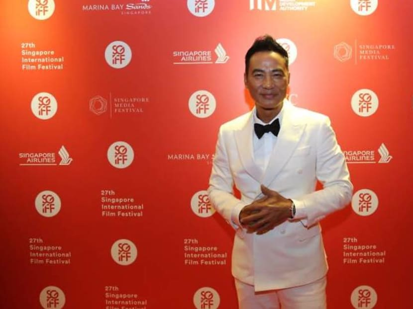 Hong Kong actor Simon Yam stabbed in stomach on stage in China