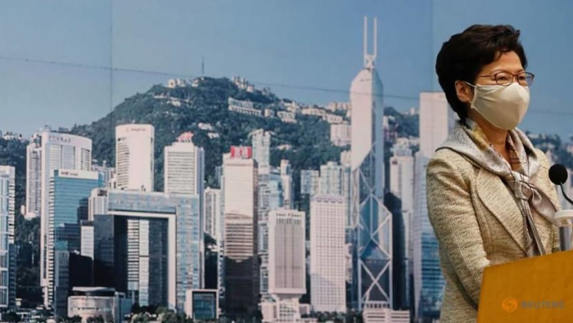 Hong Kong leader Carrie Lam says national security law will not undermine HK autonomy