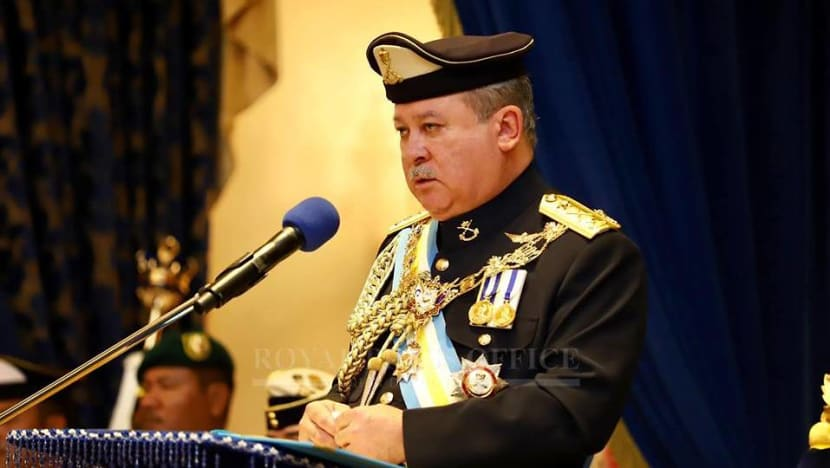 Johor Sultan thanks Malaysian government for Rome Statute withdrawal