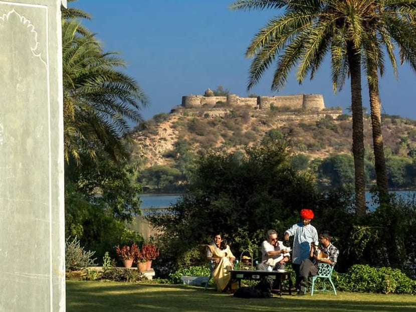 Off the beaten path in Rajasthan: Live like a royal in India's most sensorial state
