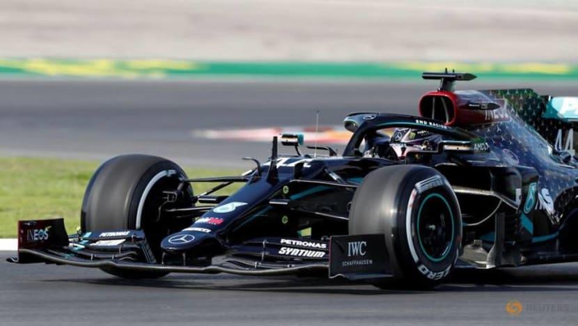 Hamilton says Turkish track resurfacing was a waste of money