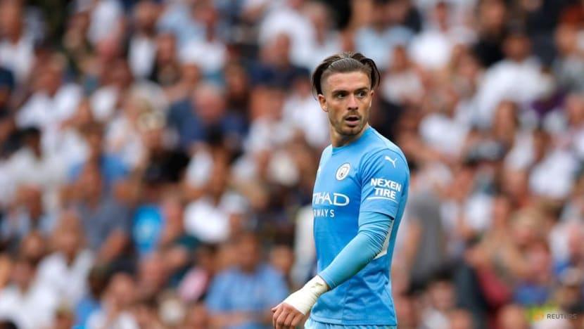 Football: Grealish's Man City debut falls flat after bright start
