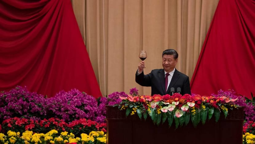 China's Xi Jinping vows to uphold 'one country, two systems' in Hong Kong