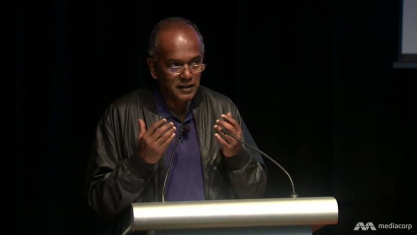 Youth have to help in the 'fight back' against radicalisation: Shanmugam
