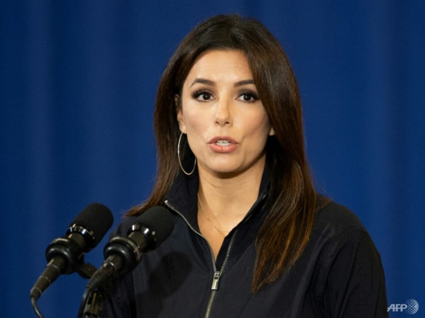 Eva Longoria Baston, Reese Witherspoon and Pink lash out at Texas abortion law