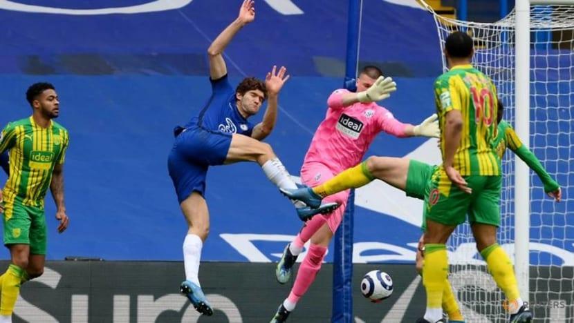 West Brom stun 10-man Chelsea with 5-2 victory at Stamford Bridge