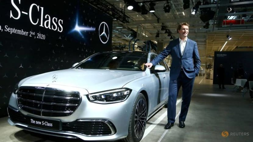 Daimler recalls 1.29 million US vehicles for software issue
