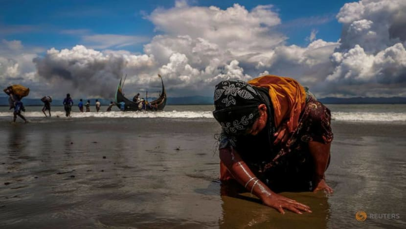 Commentary: Myanmar buries its head in the sand, one year after the Rohingya crisis