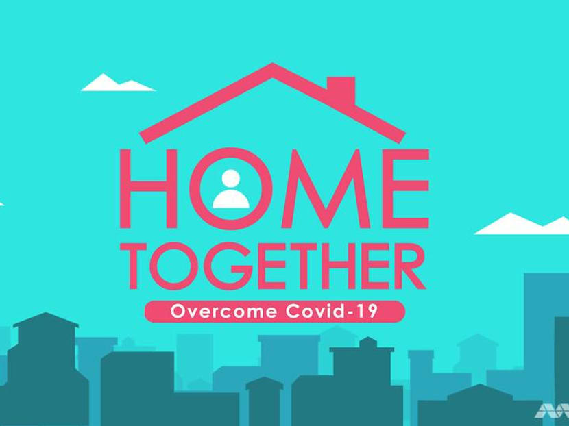 Mediacorp offers variety shows, global concert under new #StayHomeWithMe initiative