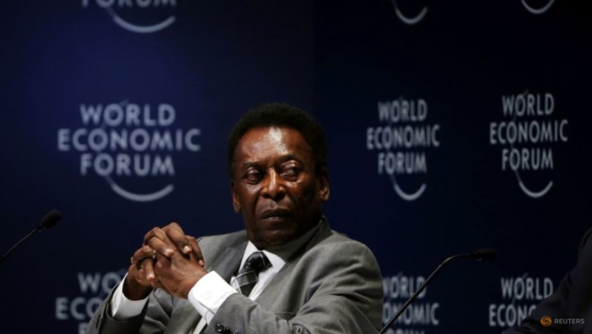 Pele transferred out of intensive care, says hospital
