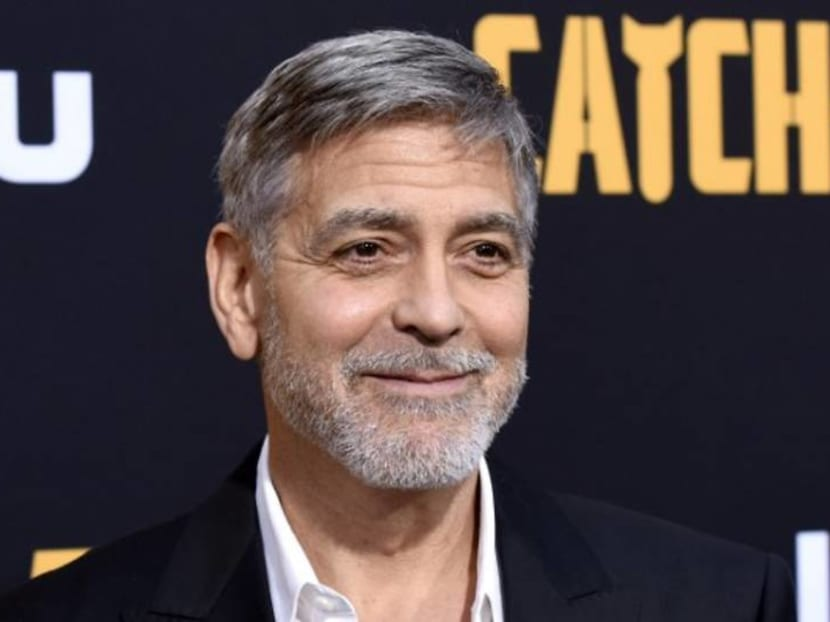 George Clooney on Tom Cruise's COVID-19-related outburst: 'It's just not my style'
