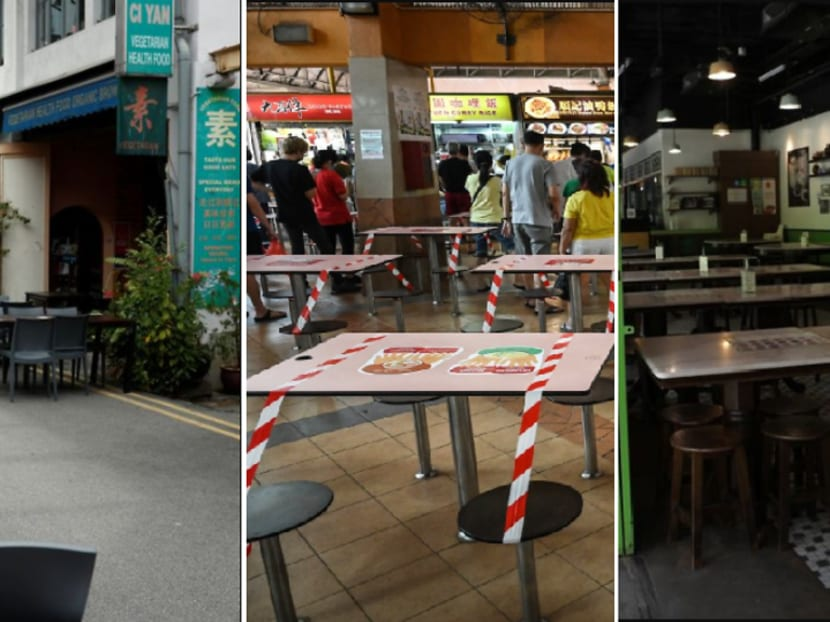 Commentary: Why we missed dining out in Singapore these few weeks