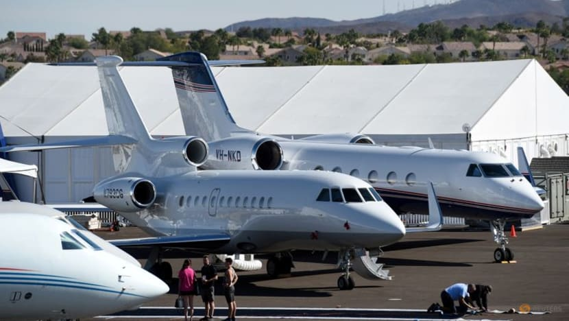 Business aviation industry commits to net-zero carbon emissions by 2050