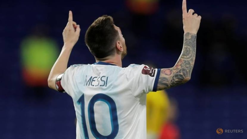 Argentina draw 1-1 with Paraguay in World Cup qualifier