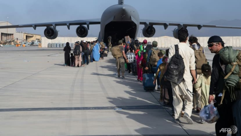 Commentary: Where should Afghanistan's refugees go?