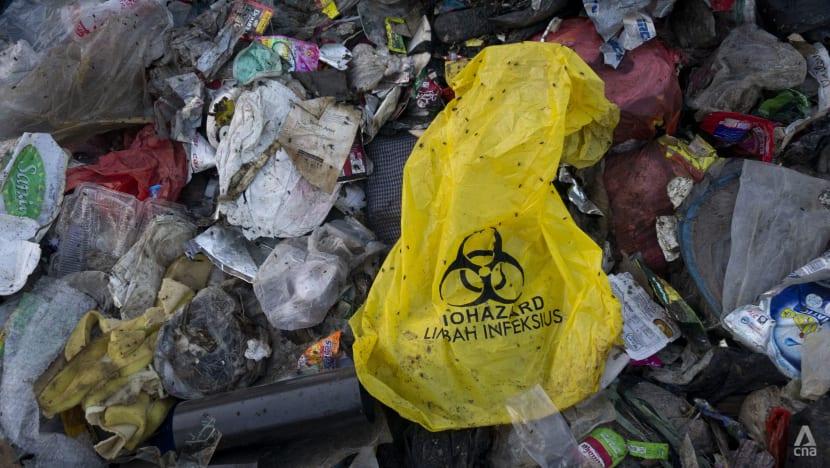 Lonjakan limbah medis ikut ancam kesehatan masyarakat di tengah merebaknya COVID-19 di Indonesia